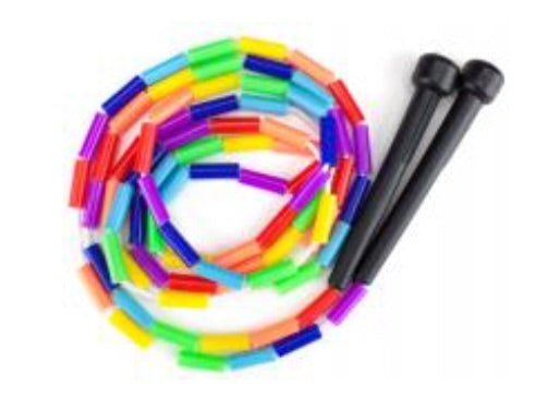 Rainbow 7-Foot Jump Rope