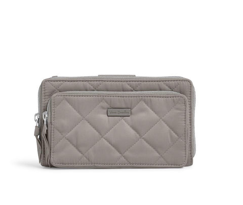 Iconic Deluxe All Together Crossbody- Tranquil Gray