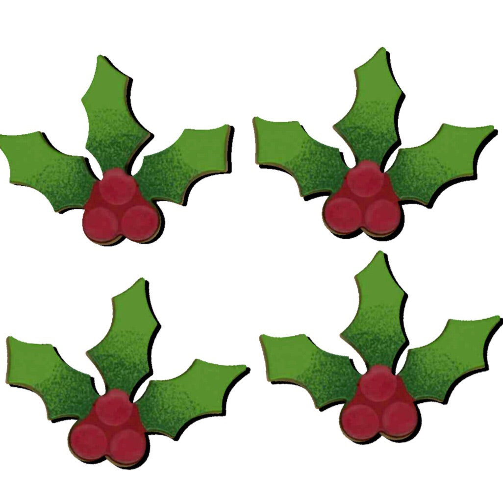 Holly magnets