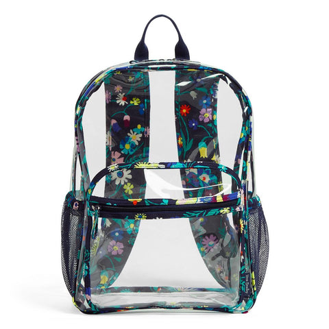 Clearly Colorful Stadium Backpack - Moonlight Garden