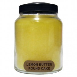 Keepers of the Light Candle Lemon Butter Pound Cake 6 oz. Baby Jar