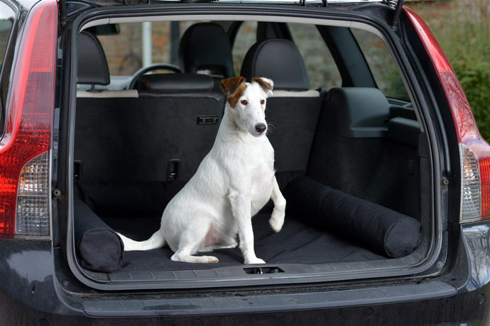 The Estate Car Boot Dog Bed