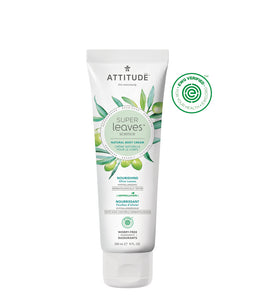 Attitude - Super Leaves - Body Cream - Nourishing