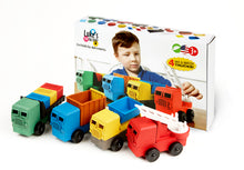 Luke's Toy Factory - 4 Pack