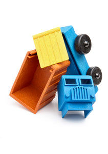 Luke's Toy Factory - Dump Truck