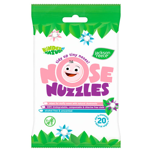 Jackson Reece - Nose Nuzzles Wipes