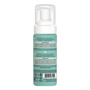 Attitude - Blooming Belly - Natural Foaming Face Cleanser