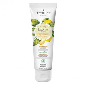 Attitude - Super Leaves - Body Cream - Regenerating