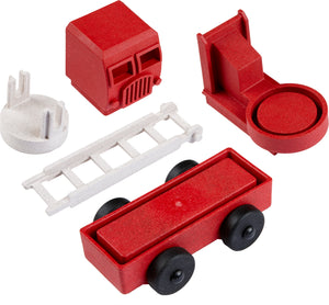 Luke's Toy Factory - Fire Truck