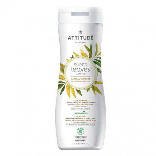 Attitude - Super Leaves - Shampoo - Clarifying