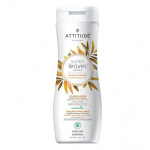 Attitude - Super Leaves - Shampoo - Volume & Shine