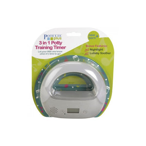 PotettePlus 3-in-1  Light Up Timer