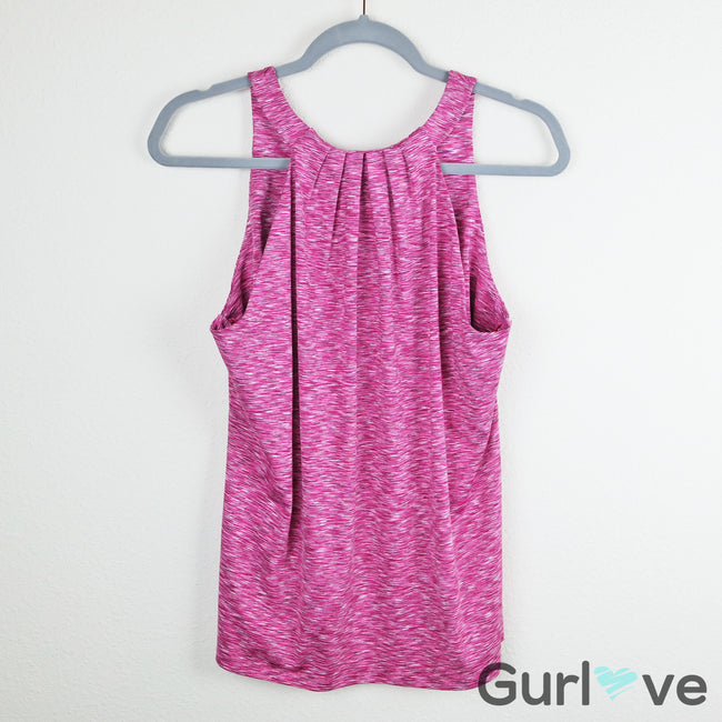 SALE NWT Stitch Fix Skies Are Blue Pink Athletic Tank Top Size M