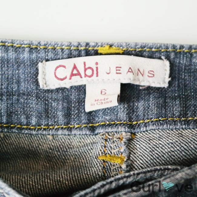 SALE CAbi Contemporary Fit Jeans Size 6