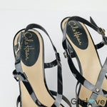 Cole Haan Black Strappy Sandals Size 9B