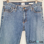 Salt Works Avenue A Low Rise Flare Jeans Size 30