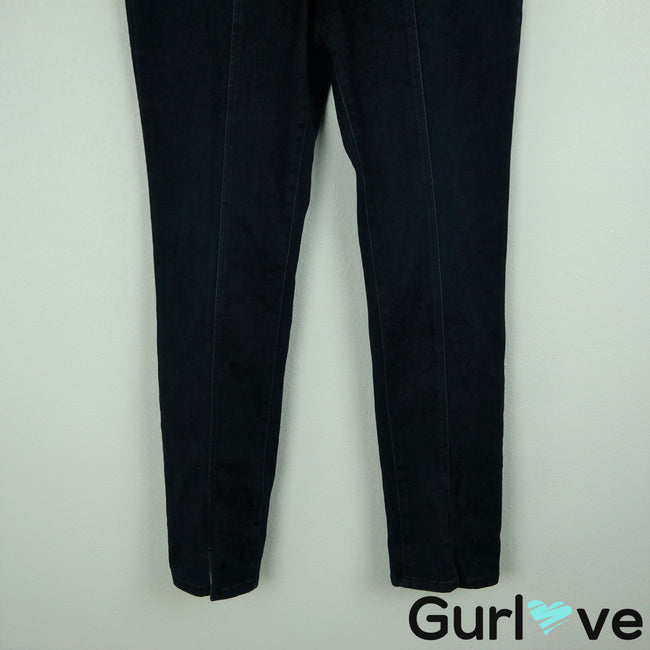 NYDJ Size 8 Blue Leggings Stretch Jeans