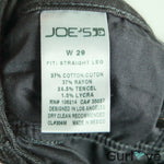 Joe's Black Skinny Jeans Size 29