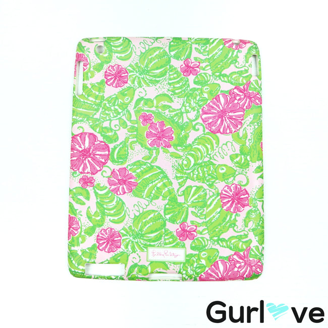 Lilly Pulitzer Silicone Ipad Cover