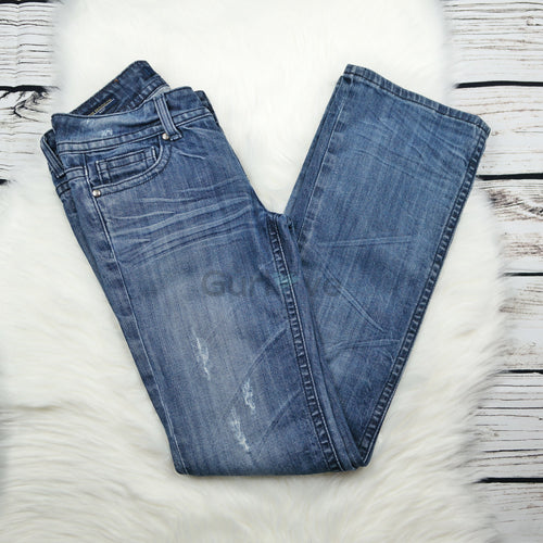 Vigoss Studio Distressed The Brooklyn Jean Size 27