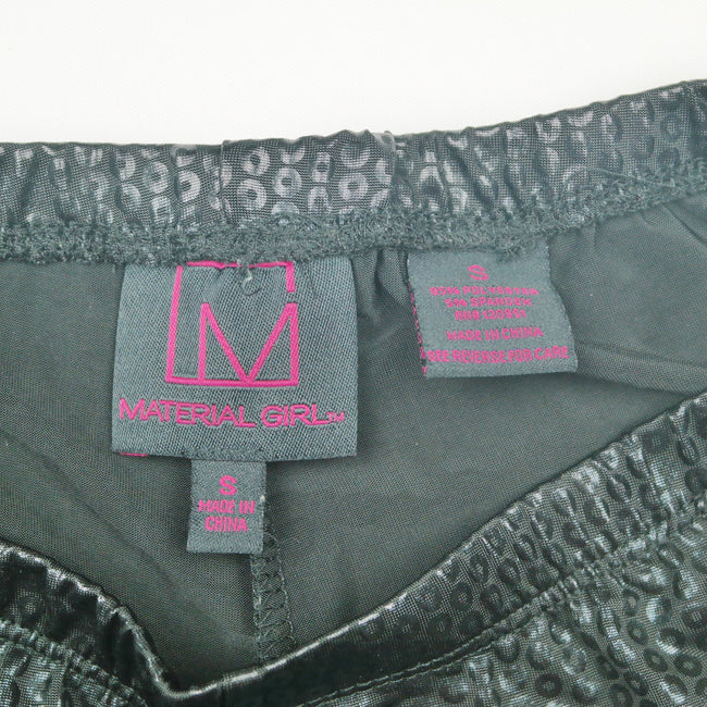 Material Girl Sequins Leggings Pants Size S