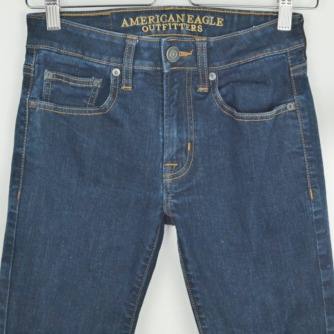 SALE American Eagle Outfitter Extreme Flex Skinny Jeans Size 28 x 30