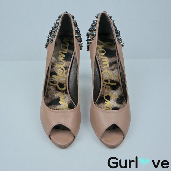 Sam Edelman 9.5 Roza Lorissa Studded Pumps