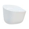 ESTIMATED SHIP DATE 6/24 Wally Eco White Wall Planter