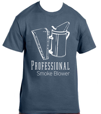 Professional Smoke Blower - Short Sleeve