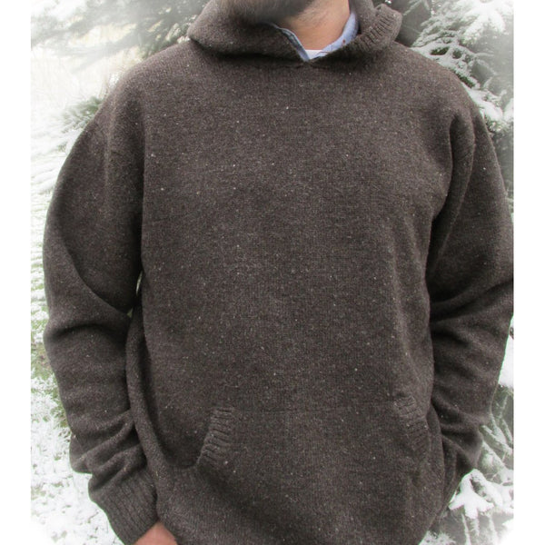 Mountain Merino Wool Hoodies