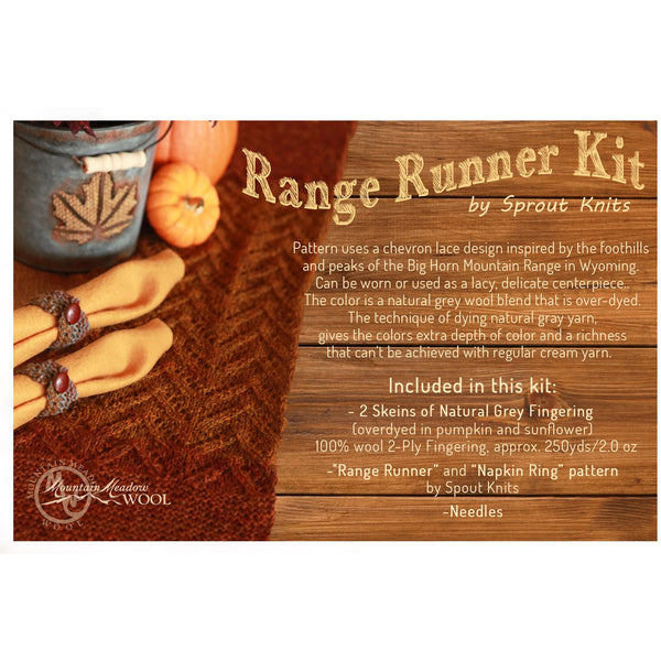 Range Runner Kit