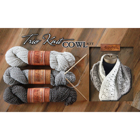 Trio Cowl Kit