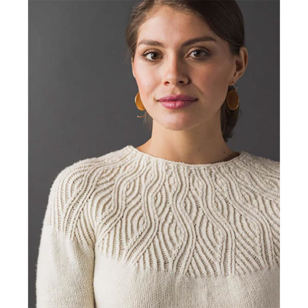"""Undulating Lines"" Sweater Kit"