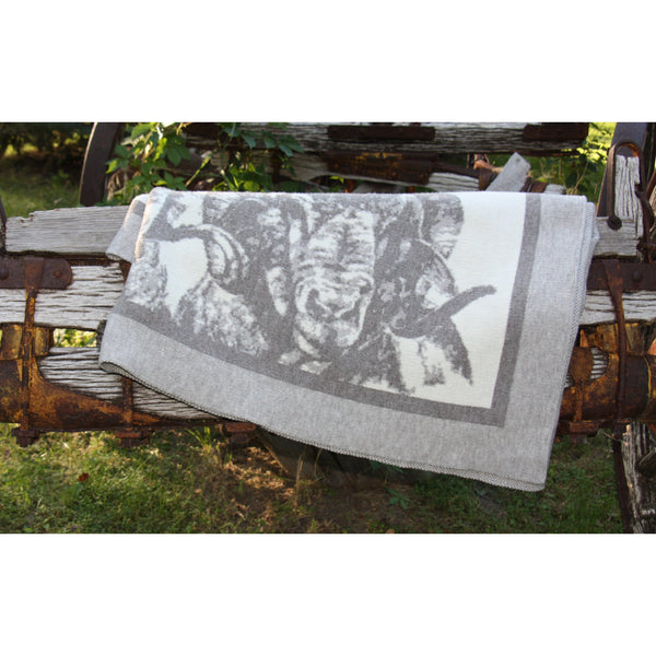 American Ranch Collection - Wyoming Blanket Series