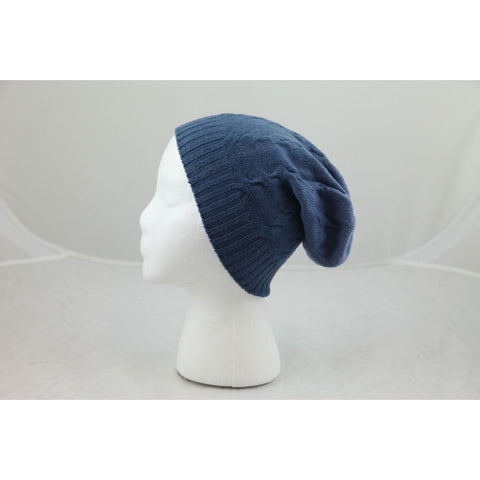 Slouch Hat - Denim - Women's
