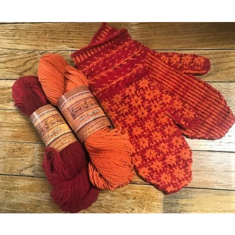 Twilight Mitten Kit
