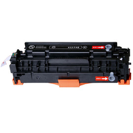 1 PC Black Toner Cartridge For HP CE410A CE411A CE412A CE413A For HP Laserjet Pro 300 M451dn M451dw MFP M375nw M475dn M475 M451