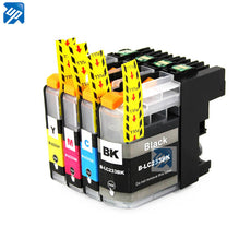 12PK LC233 233XL compatible ink cartridges For Brother DCP-J4120DW MFC-J4620DW MFC-J5320DW MFC-J5720DW printer full ink