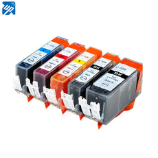 15pcs PGI 525 CLI 526 ink cartridge For canon PIXMA IP4850 IP4950 IX6550 MG5150 MG5250 MG5350 MX715 MX885 MX895 printer PGI-525