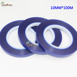 2pcs 3M sealing blue tape for ink inkjet cartridge for hp for lexmark for canon for Dell for Samsung for kodak 100M*10MM