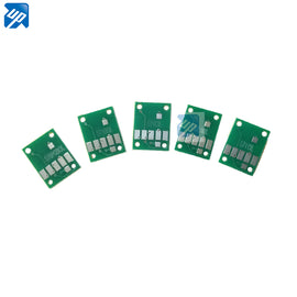 5 x PGI-470 CLI-471 Auto reset ARC CHIP For canon MG6840 MG5740 TS5040 TS6040 printer refillableink cartridge and ciss PGI470