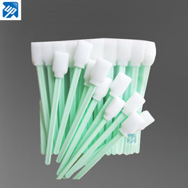 50 pcs Sponge sticks swabs for Epson Roland Mimaki Mutoh All Large Format Solvent Printer Printhead cleaning swabs