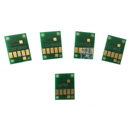 5PCS ARC CHIPS For CANON IP7250 MG5450 MX925 MG5550 MG6450 MG5650 MG6650 IX6850 MX725 MX925 auto reset chip pgi 550 pgi550