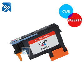 print head for HP88 (C9382 A) Magenta/Cyan Printhead for HP  K550 K5400 K8600 L7000 L7480 L7550 L7580 L7590 L7650 L7680 L7710