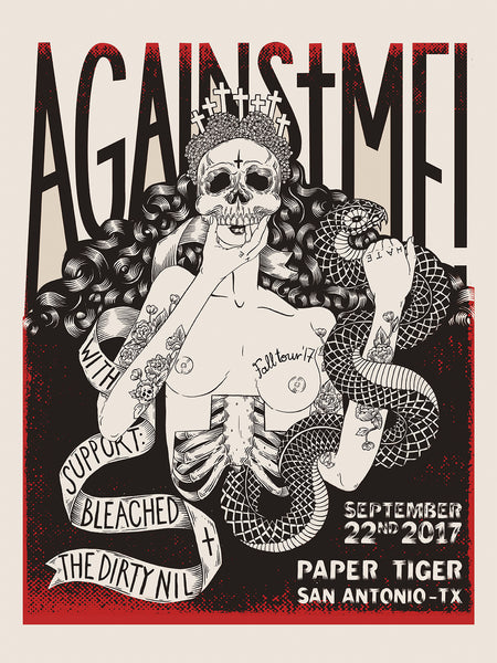 Against Me! - San Francisco