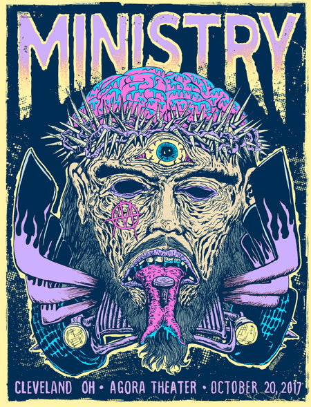 Ministry - Royal Oak Music Theatre