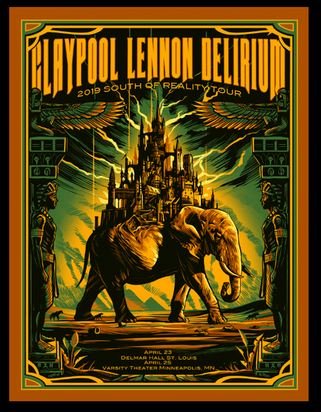 Claypool Lennon Delirium - St Louis / Minneapolis