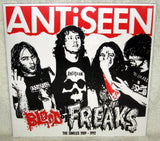 ANTI SEEN - BLOOD OF FREAKS: THE SINGLES