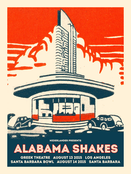 Alabama Shakes - Greek Theatre