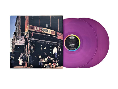 BEASTIE BOYS - Paul's Boutique (Indie Exclusive 180 Gram Violet Vinyl)